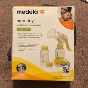 Medela Harmony Manual pump